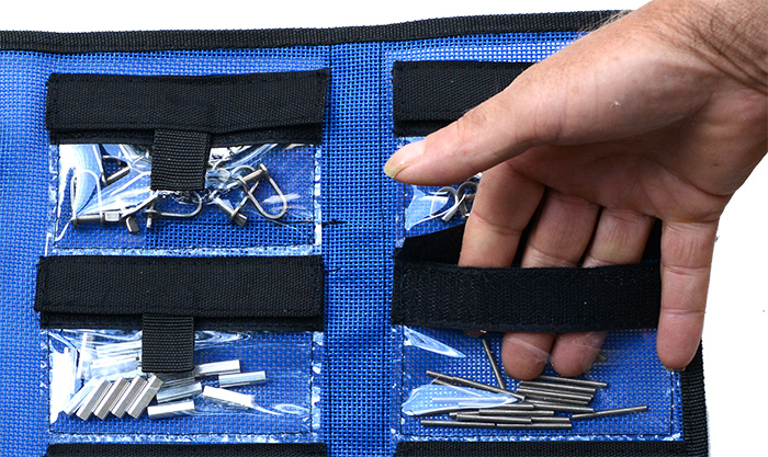 rigging pouch pocket 700