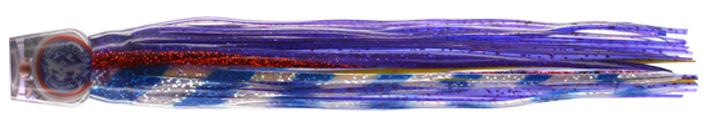 Genuine Pakula Hothead® Uzi® Evil Angel Legendary Small Marlin Lure.